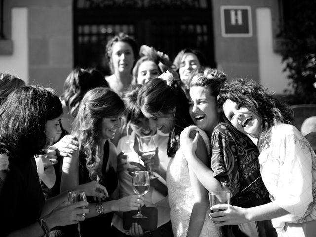 La boda de Alfonso y Virginia en Areeta, Vizcaya 15