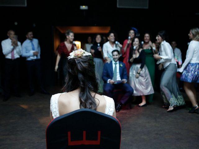 La boda de Alfonso y Virginia en Areeta, Vizcaya 18