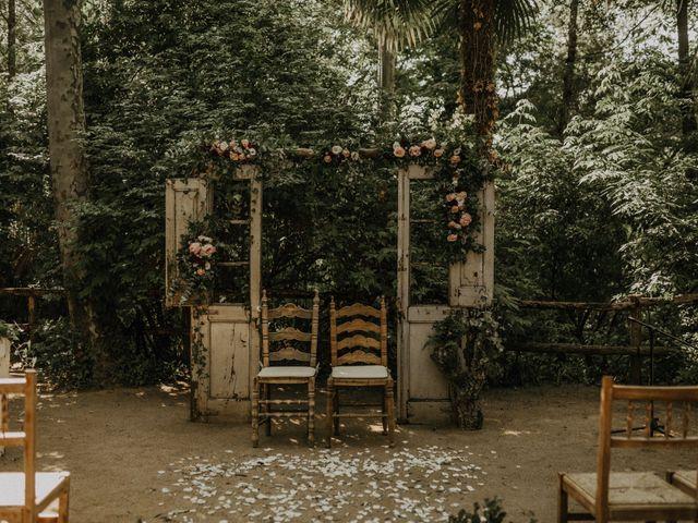 La boda de Juan y Alba en Arbucies, Girona 15