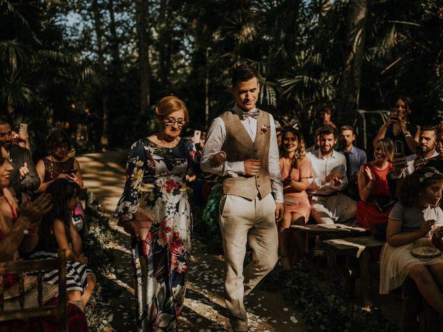La boda de Juan y Alba en Arbucies, Girona 16