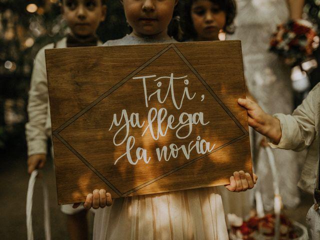 La boda de Juan y Alba en Arbucies, Girona 17