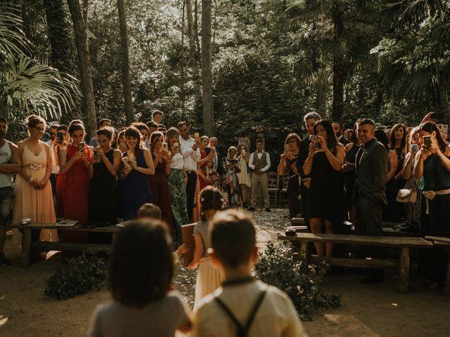 La boda de Juan y Alba en Arbucies, Girona 19