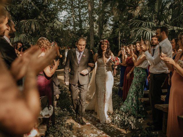 La boda de Juan y Alba en Arbucies, Girona 20