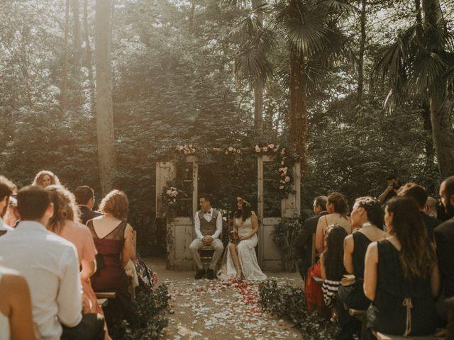 La boda de Juan y Alba en Arbucies, Girona 21