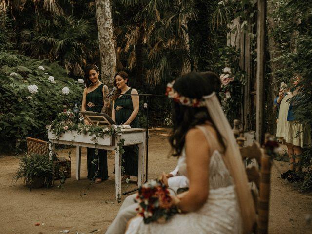 La boda de Juan y Alba en Arbucies, Girona 25