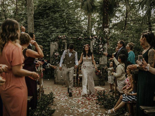 La boda de Juan y Alba en Arbucies, Girona 31