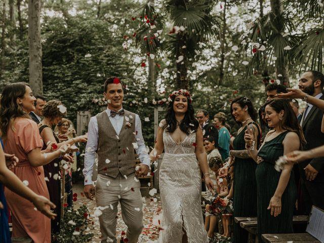 La boda de Juan y Alba en Arbucies, Girona 32