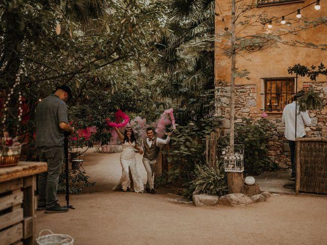 La boda de Juan y Alba en Arbucies, Girona 45
