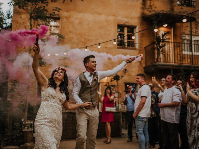 La boda de Juan y Alba en Arbucies, Girona 46
