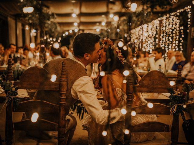 La boda de Juan y Alba en Arbucies, Girona 57