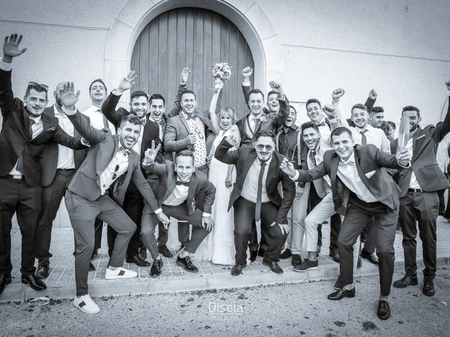 La boda de Pedro y Mª Angeles en Elx/elche, Alicante 17
