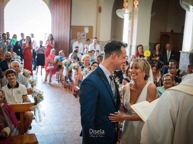 La boda de Pedro y Mª Angeles en Elx/elche, Alicante 18