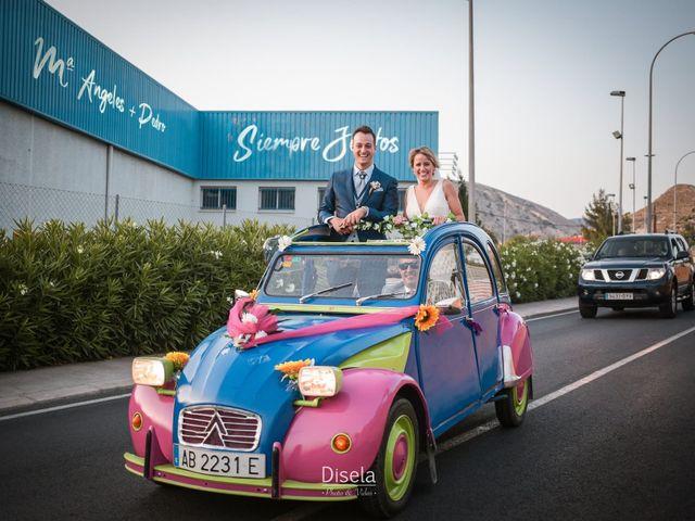 La boda de Pedro y Mª Angeles en Elx/elche, Alicante 21