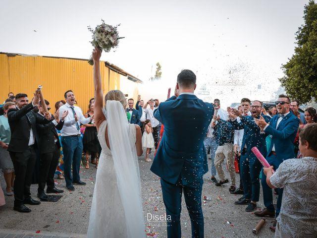 La boda de Pedro y Mª Angeles en Elx/elche, Alicante 22