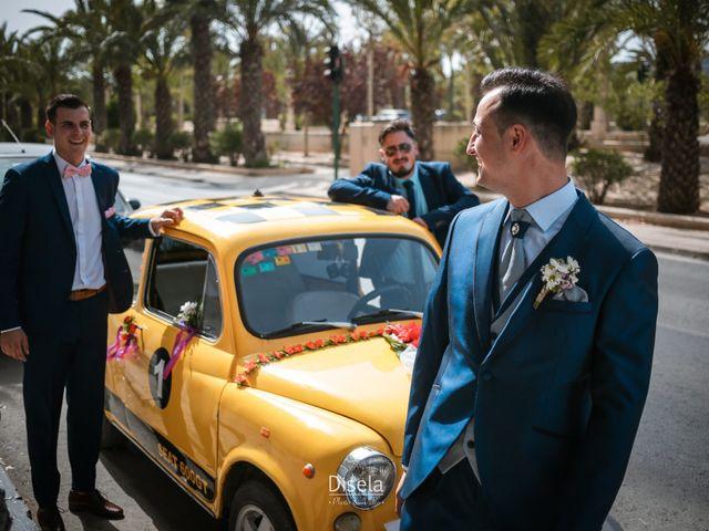 La boda de Pedro y Mª Angeles en Elx/elche, Alicante 26