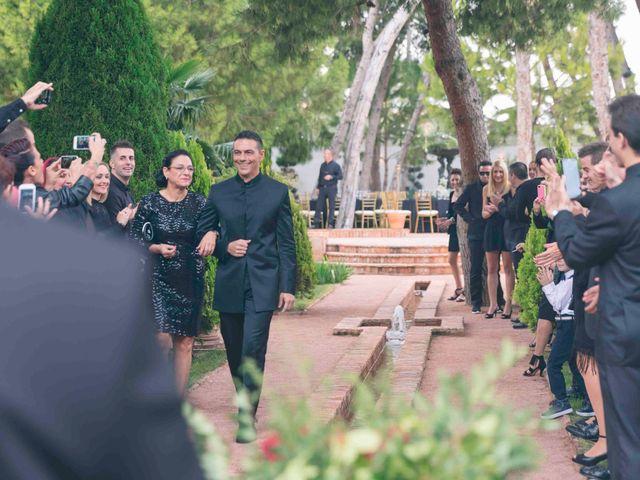 La boda de Juanma y Cristina en Elx/elche, Alicante 49