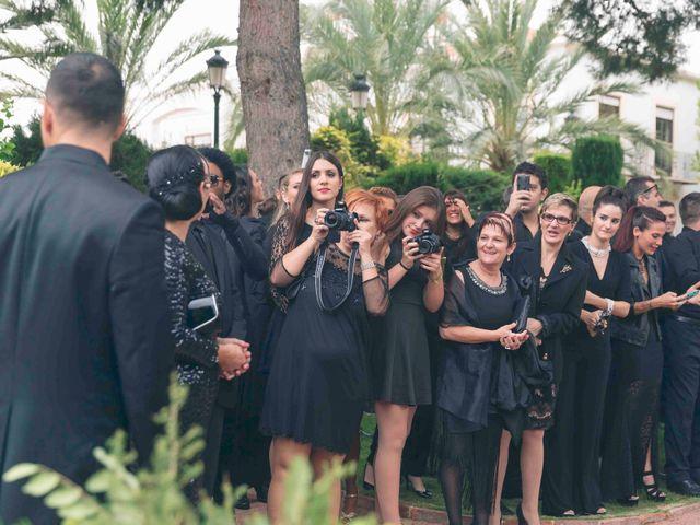 La boda de Juanma y Cristina en Elx/elche, Alicante 50
