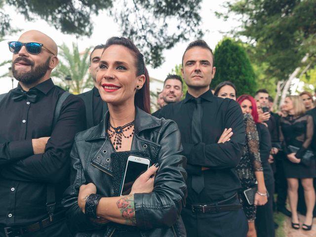 La boda de Juanma y Cristina en Elx/elche, Alicante 58