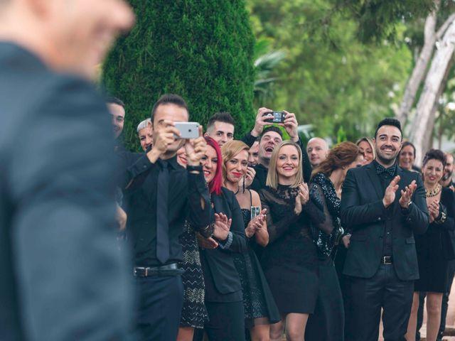 La boda de Juanma y Cristina en Elx/elche, Alicante 66
