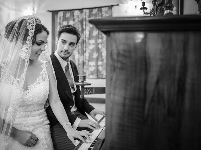 La boda de Erica y Gonzalo en Santa Cruz De Tenerife, Santa Cruz de Tenerife 1