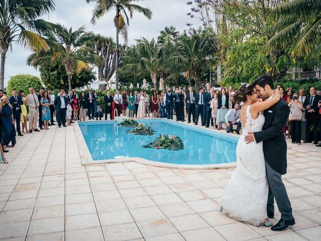 La boda de Erica y Gonzalo en Santa Cruz De Tenerife, Santa Cruz de Tenerife 2