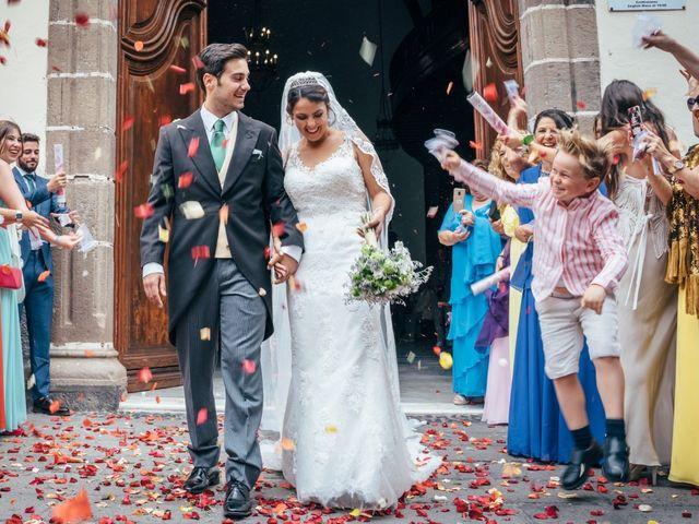 La boda de Erica y Gonzalo en Santa Cruz De Tenerife, Santa Cruz de Tenerife 5