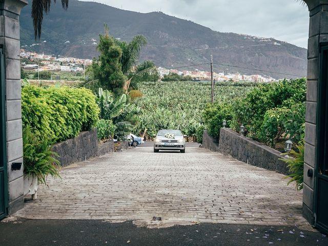 La boda de Erica y Gonzalo en Santa Cruz De Tenerife, Santa Cruz de Tenerife 16