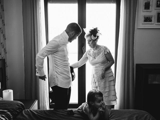 La boda de Paco y Laura en Burgo De Osma, Soria 12