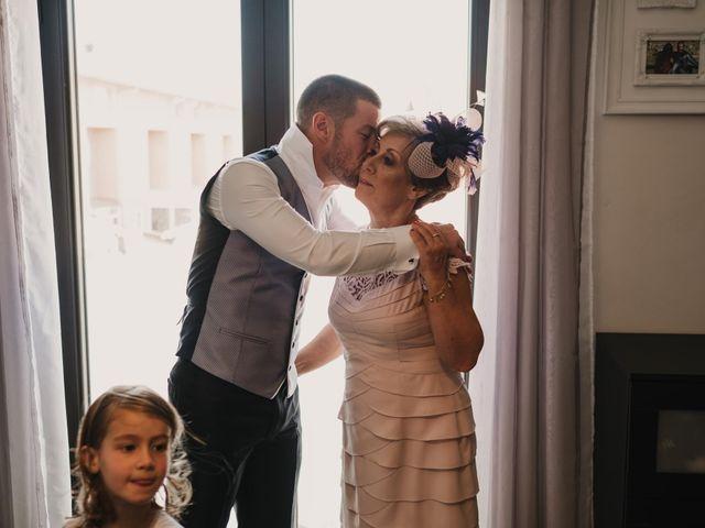La boda de Paco y Laura en Burgo De Osma, Soria 13