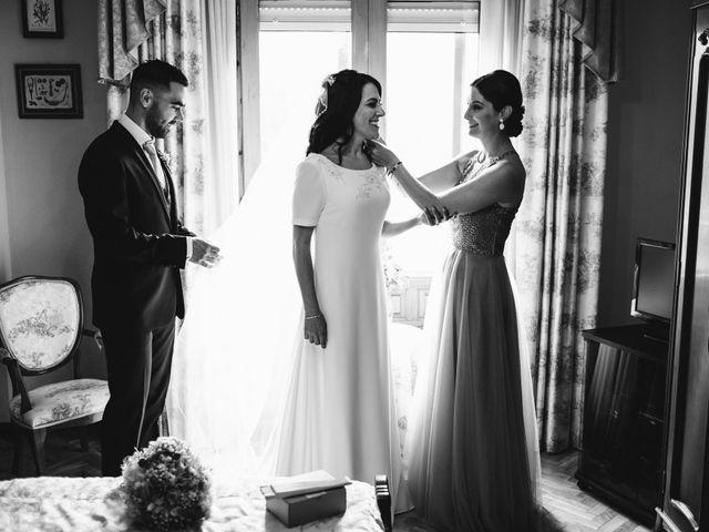 La boda de Paco y Laura en Burgo De Osma, Soria 44