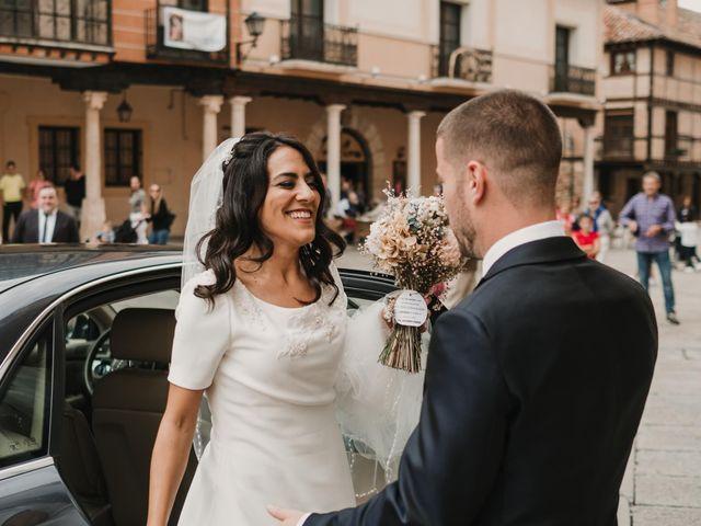 La boda de Paco y Laura en Burgo De Osma, Soria 1