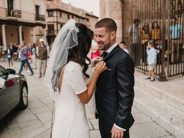 La boda de Paco y Laura en Burgo De Osma, Soria 50