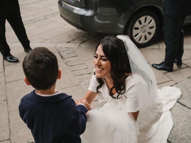 La boda de Paco y Laura en Burgo De Osma, Soria 52