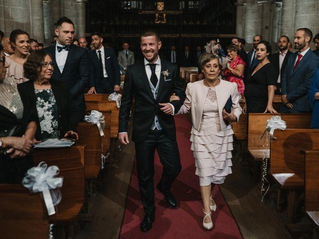 La boda de Paco y Laura en Burgo De Osma, Soria 56
