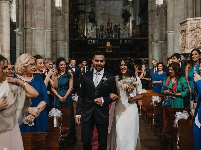 La boda de Paco y Laura en Burgo De Osma, Soria 58