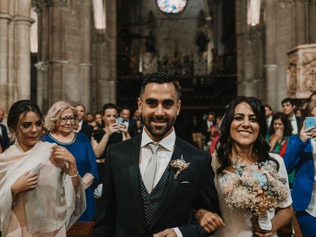 La boda de Paco y Laura en Burgo De Osma, Soria 59