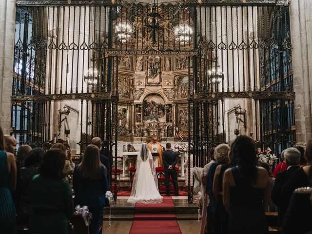 La boda de Paco y Laura en Burgo De Osma, Soria 60