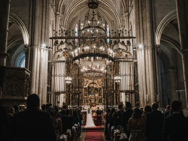 La boda de Paco y Laura en Burgo De Osma, Soria 61