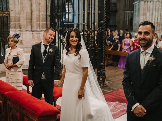 La boda de Paco y Laura en Burgo De Osma, Soria 63