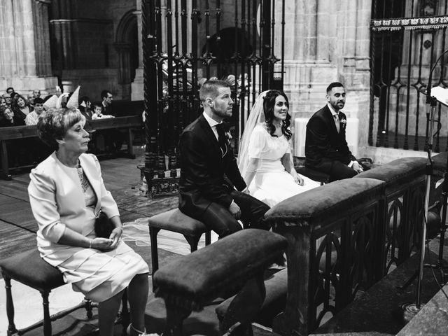 La boda de Paco y Laura en Burgo De Osma, Soria 64