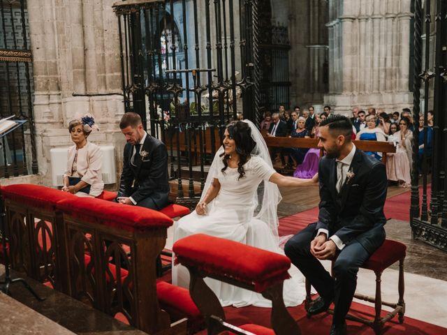La boda de Paco y Laura en Burgo De Osma, Soria 65