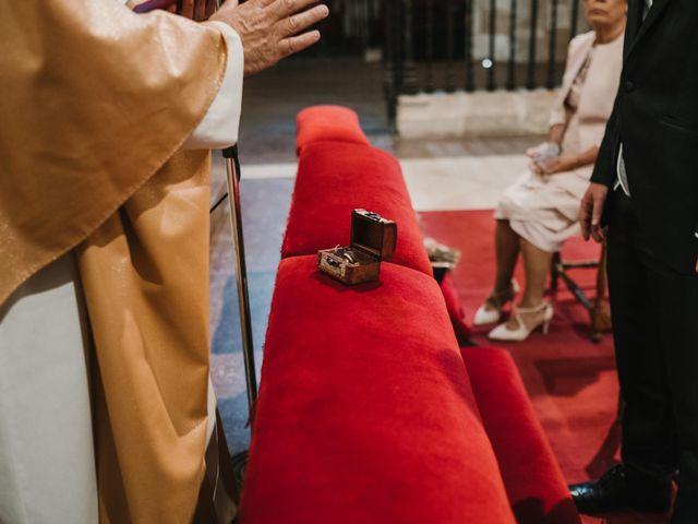 La boda de Paco y Laura en Burgo De Osma, Soria 68