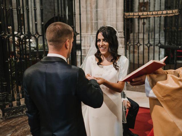 La boda de Paco y Laura en Burgo De Osma, Soria 71