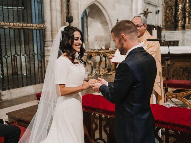 La boda de Paco y Laura en Burgo De Osma, Soria 74