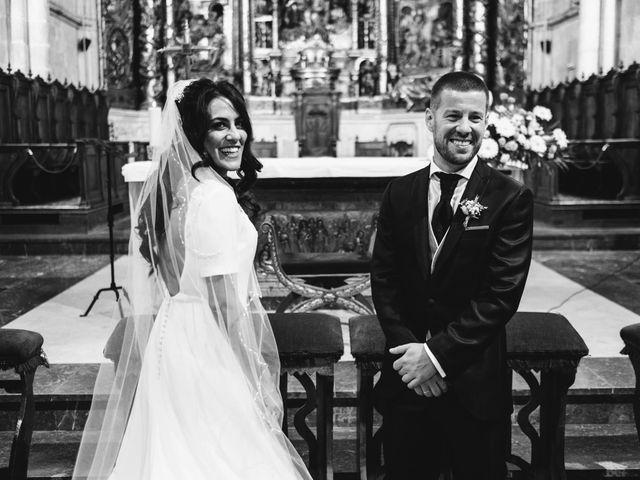 La boda de Paco y Laura en Burgo De Osma, Soria 75