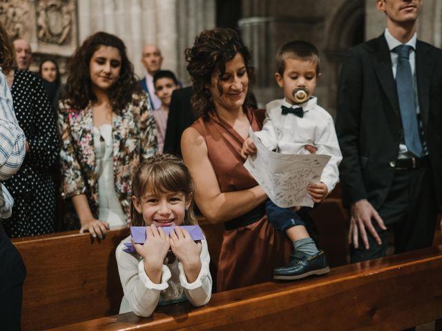 La boda de Paco y Laura en Burgo De Osma, Soria 76
