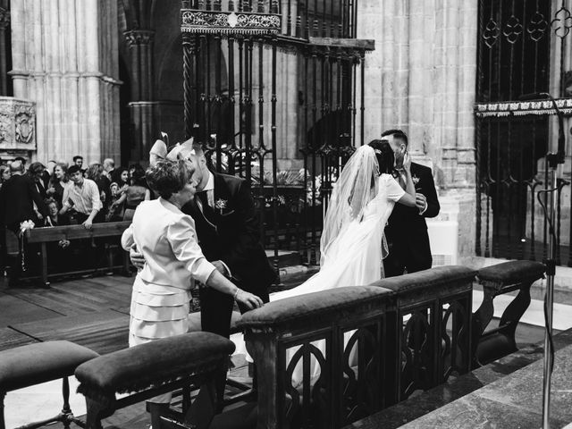 La boda de Paco y Laura en Burgo De Osma, Soria 77