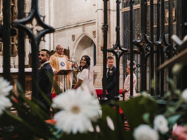 La boda de Paco y Laura en Burgo De Osma, Soria 81
