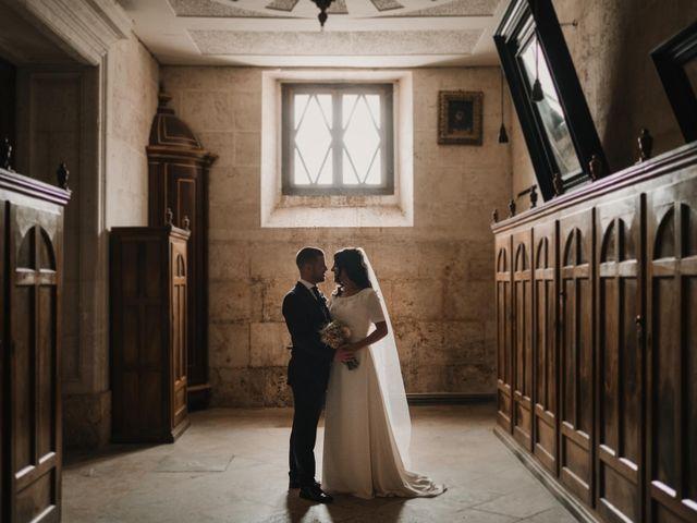 La boda de Paco y Laura en Burgo De Osma, Soria 82