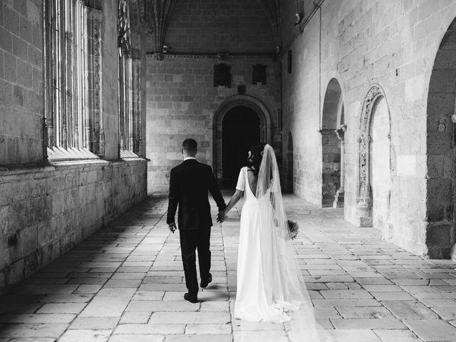 La boda de Paco y Laura en Burgo De Osma, Soria 83